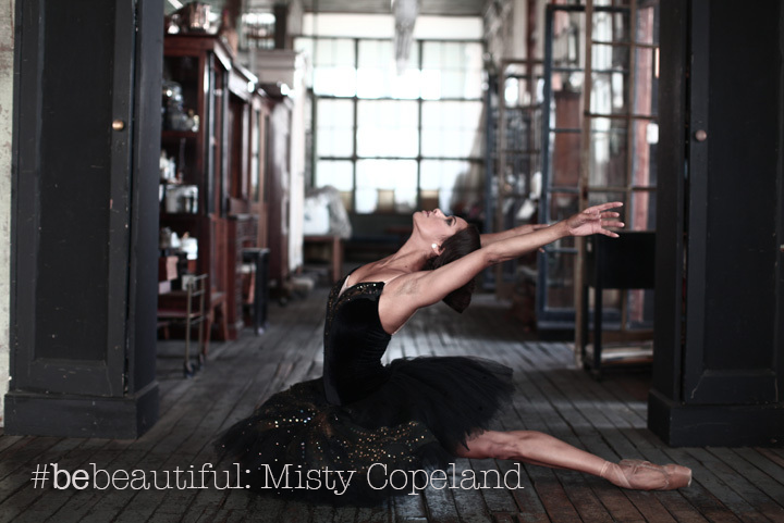 Misty Copeland American Ballet Theater