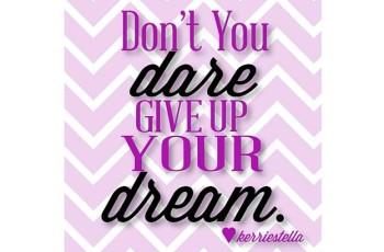 Do the Damn Dream