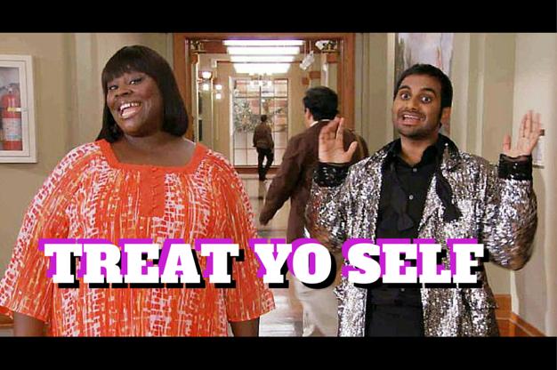 Embrace self-promotion 6 Easy steps: Treat Yo Self