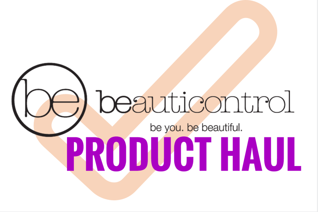 Product Haul Beauticontrol