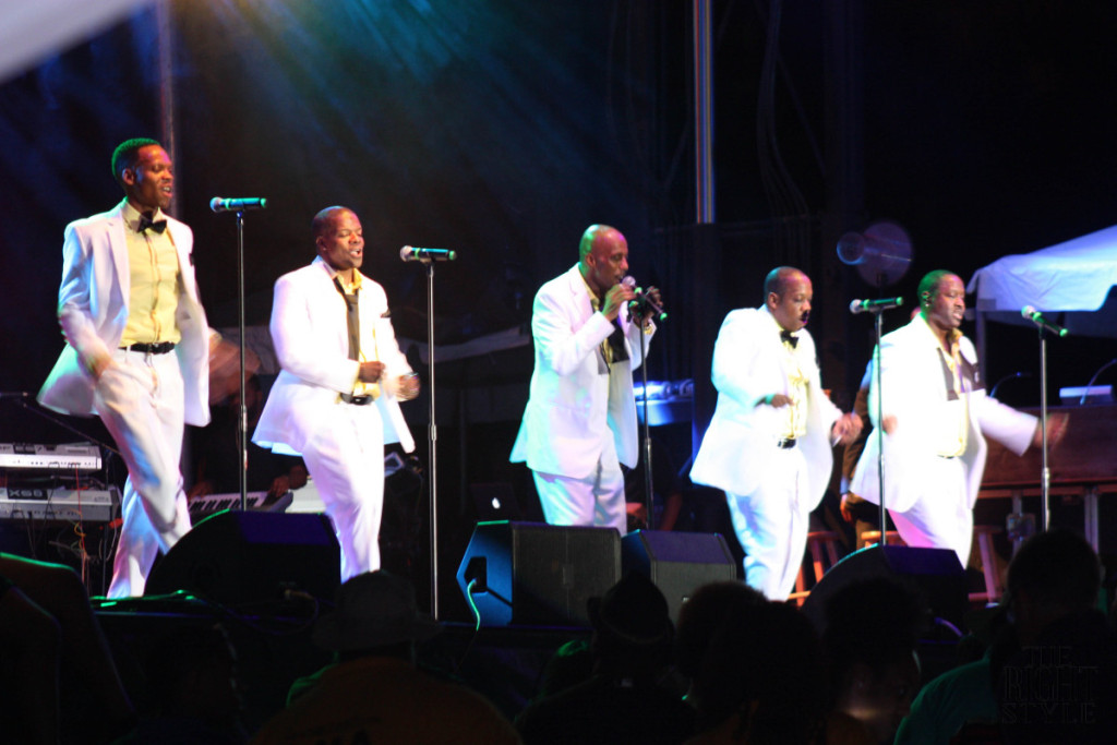New Edition, RVA Jazz Festival at Maymont