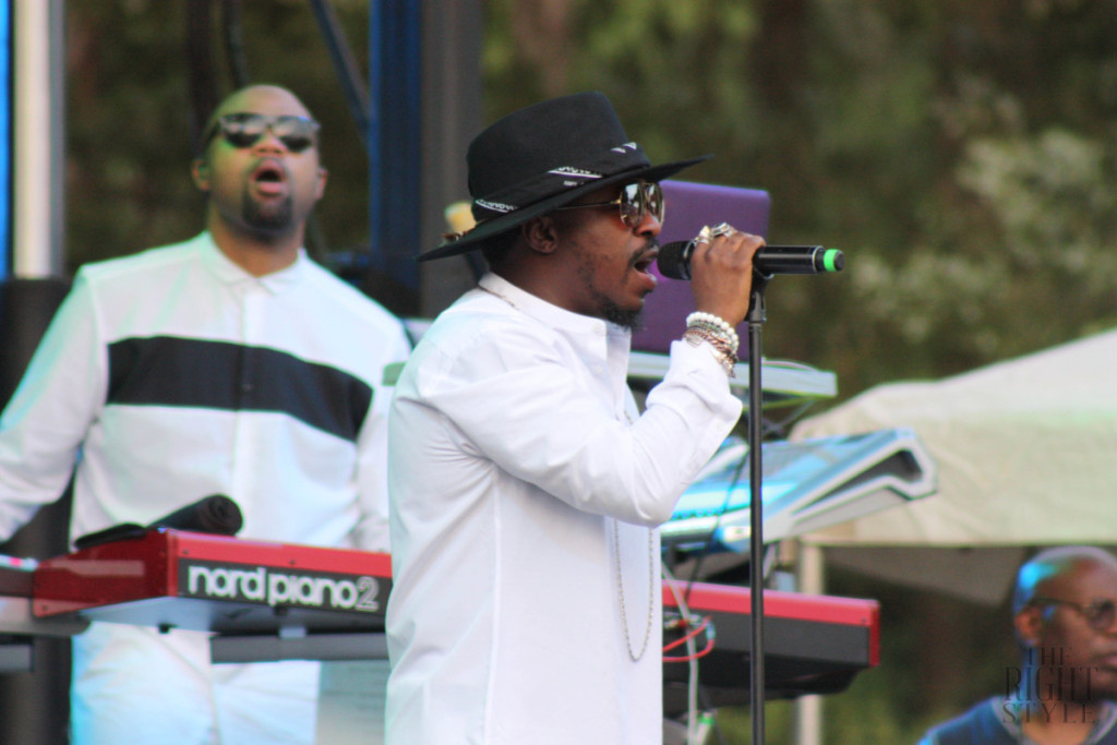 Anthony Hamilton, RVA Jazz Festival at Maymont