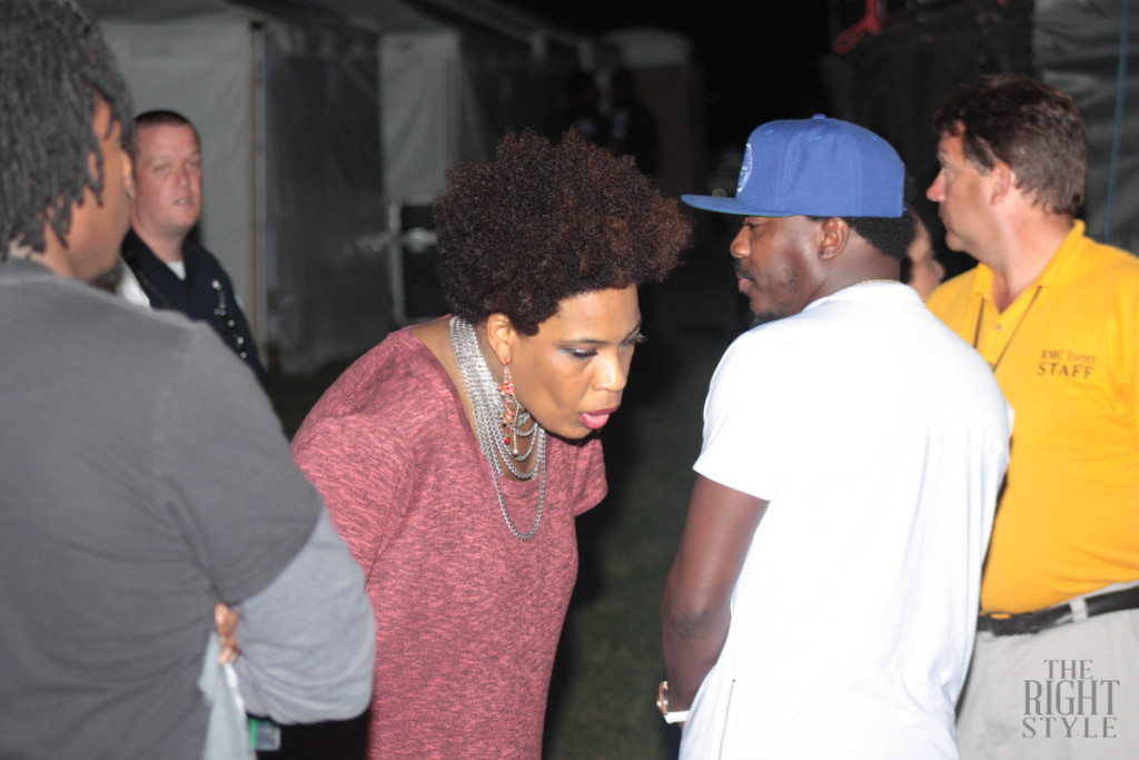 Macy Gray and Anthony Hamilton, RVA Jazz Festival at Maymont
