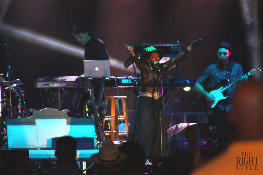 Ms. Lauryn Hill, RVA Jazz Festival 2015