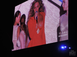 Beyoncé. Made in America Festival