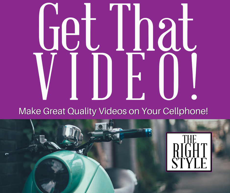 quality cellphone videos